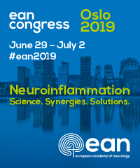 29 June – 2 July 2019 | 5th Congress of the European Academy of Neurology