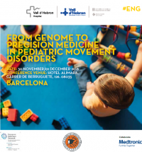 30 Nov – 1 Dec | from Genome to Precision Medicine in Pediatric Movement Disorders