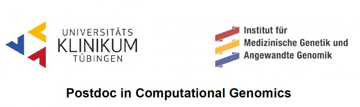 Postdoc in Computational Genomics at the University Hospital Tübingen – Applications open!
