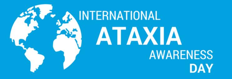 25 September | International Ataxia Awareness Day