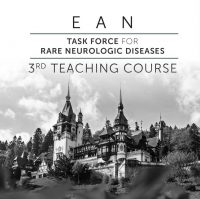10-12 July | 3rd EAN Task Force for Rare Neurological Diseases Teaching Course