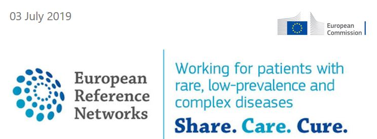 First ERN Newsletter published by EU Commission's DG Health