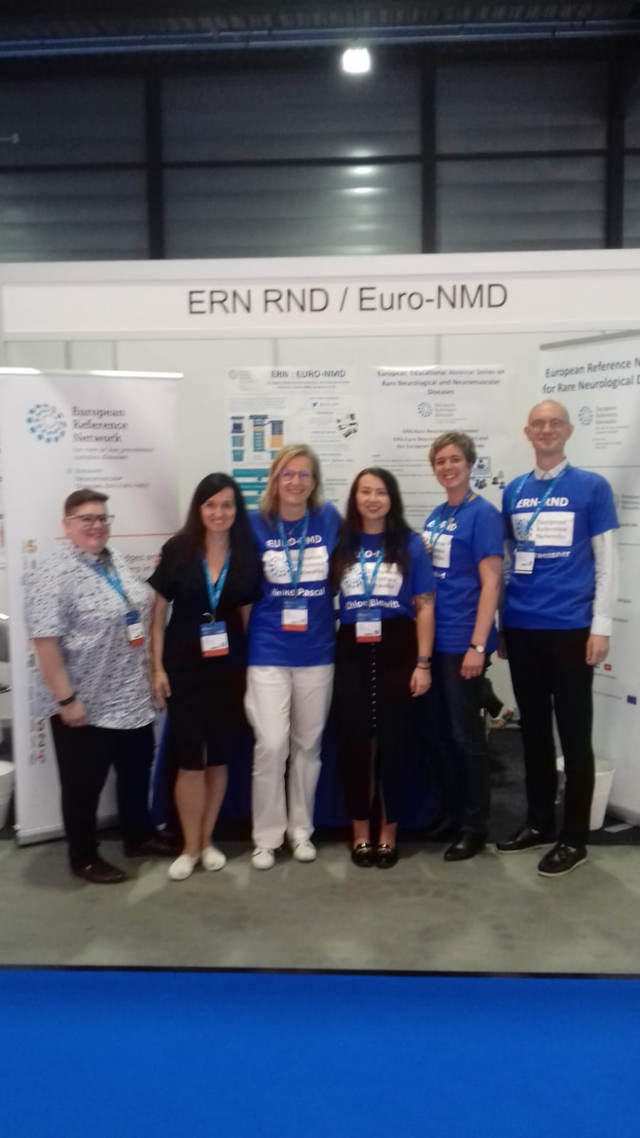 euronmd and ernrnd EAN booth 2019