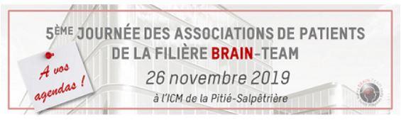 26 November | 5th BRAIN-TEAM patient organisations day