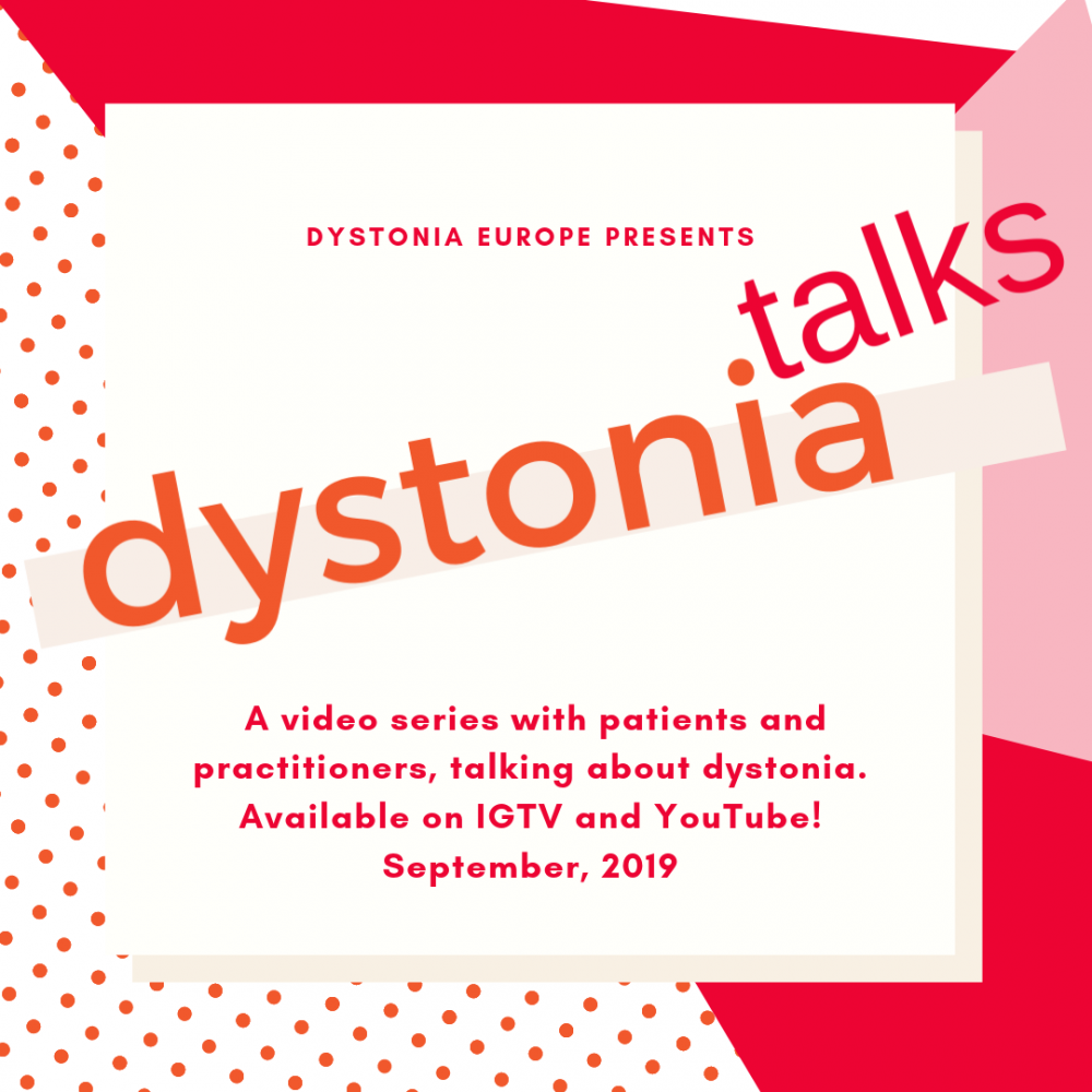 Dystonia Awareness Month | September 2019