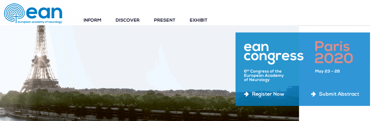 EAN 2020 abstract submission is open!