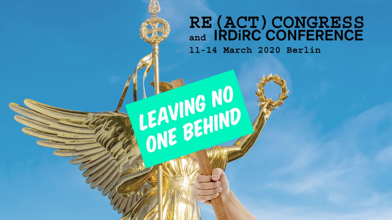 RE(ACT) Congress IRDiRC Conference 2020 sp