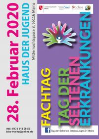 28 February 2020 | Tag der Seltenen Erkrankungen in Mainz