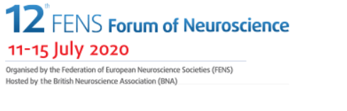 11-15 July 2020 | (Virtual) 12th FENS Forum of Neuroscience