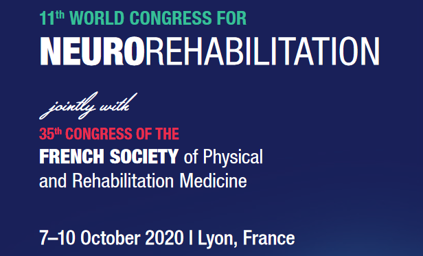 7-10 0ctober 2020 | 11th World Congress of Neurorehabilitation