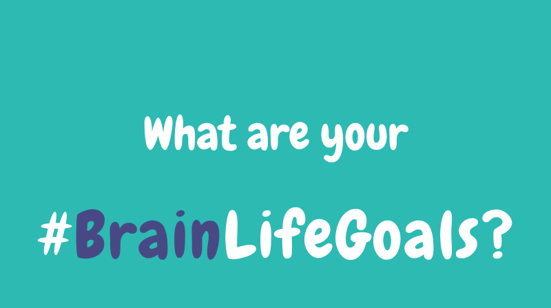 #BrainLifeGoals campaign on World Brain Day 2020