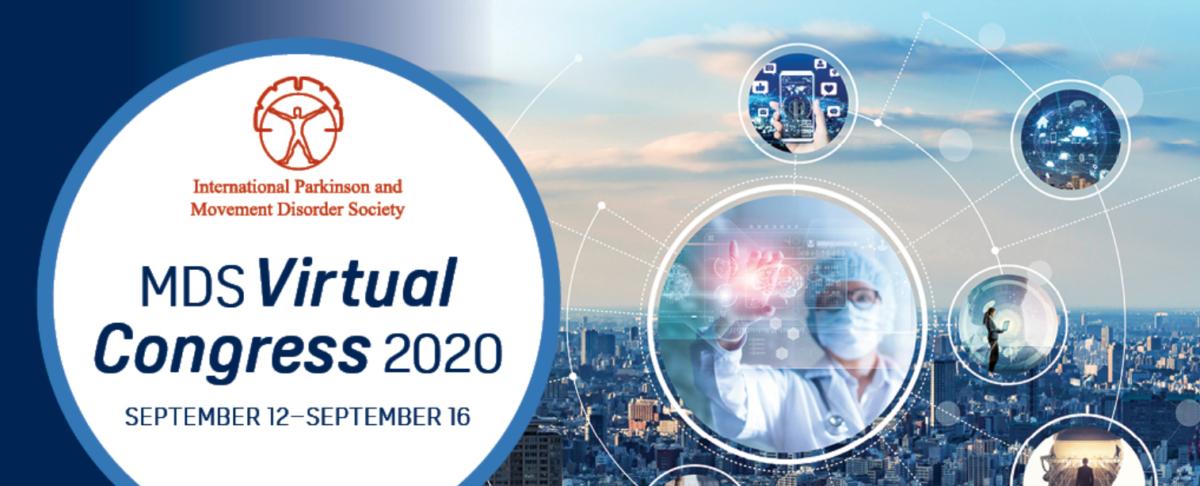 12-16 September 2020 | MDS Virtual Congress