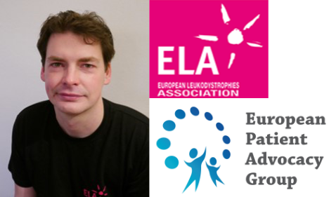 NEW ePAG patient advocate for Leukodystrophies from Germany
