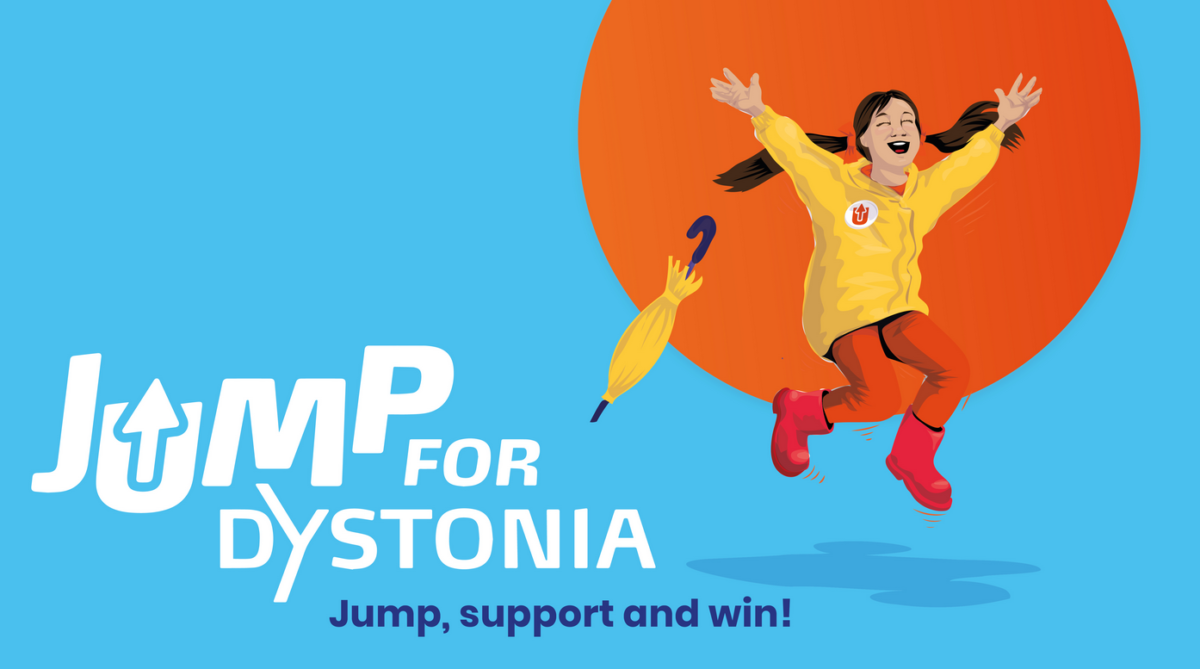 Jump for Dystonia competition in September