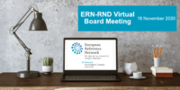 18 November 2020 | ERN-RND virtual Board Meeting (fall)