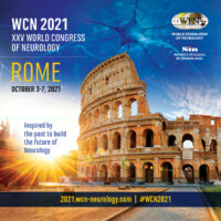 3-7 October 2021 | XXV World Congress of Neurology