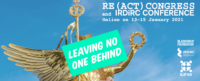 13-15 January 2021 | IRDiRC Conference and RE(ACT) Congress