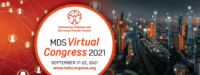 17-22 September 2021 | MDS Virtual Congress 2021