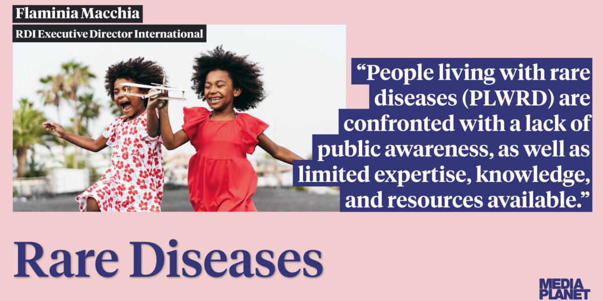 Health Awareness Rare Disease Day 2021 campaign