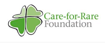 Care-for-Rare foundation logo s
