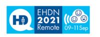 9-11 September 2021 | EHDN 2021 Remote Meeting