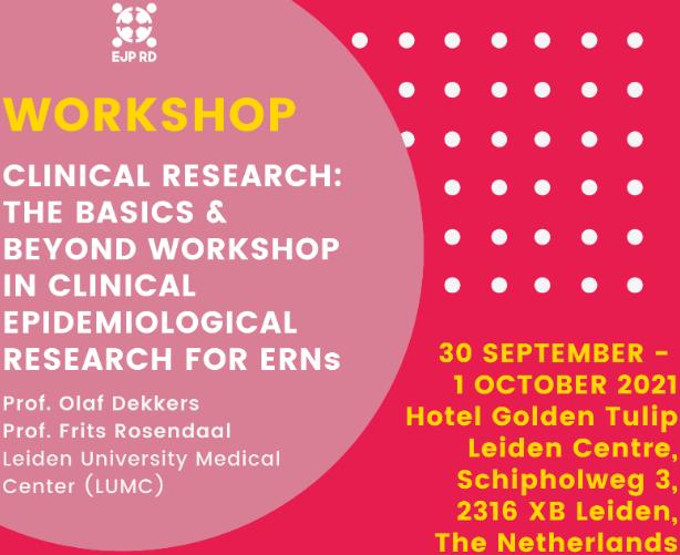 EJP RD Workshop September 2021