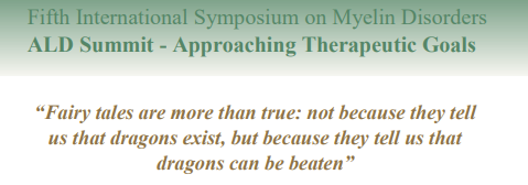 Myelin disorders symposium 2021