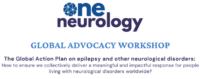 OneNeurology Global Advocacy Workshop 2021