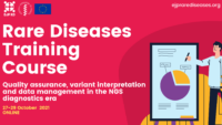 """""""Quality assurance, variant interpretation and data management in the NGS diagnostics era"""" training"""