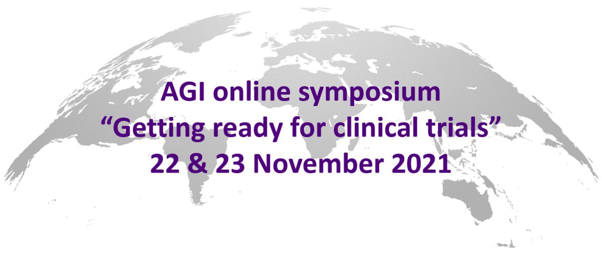 22-23 November 2021 | Ataxia Global Initiative symposium